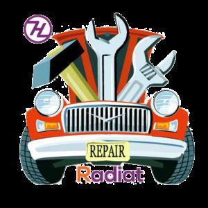 نرم افزار حسابداری یکپارچه ژانیا نسخه رادیات ویژه کلینیک خودرو